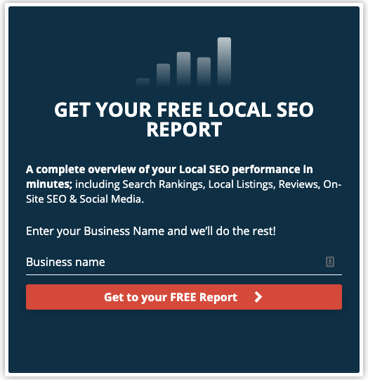 Free Local SEO Report Mobile AL