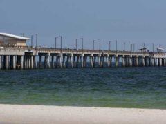 Gulf State Park Pier 8