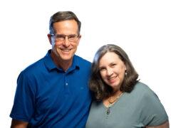 Julie and Steve Kenney